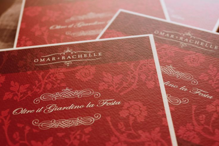 www.italianfelicity.com #wedding #invitation #pink