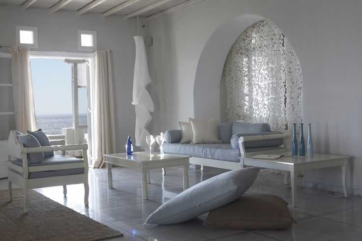 Boutique Hotel Porto Mykonos, styled by absee.nl