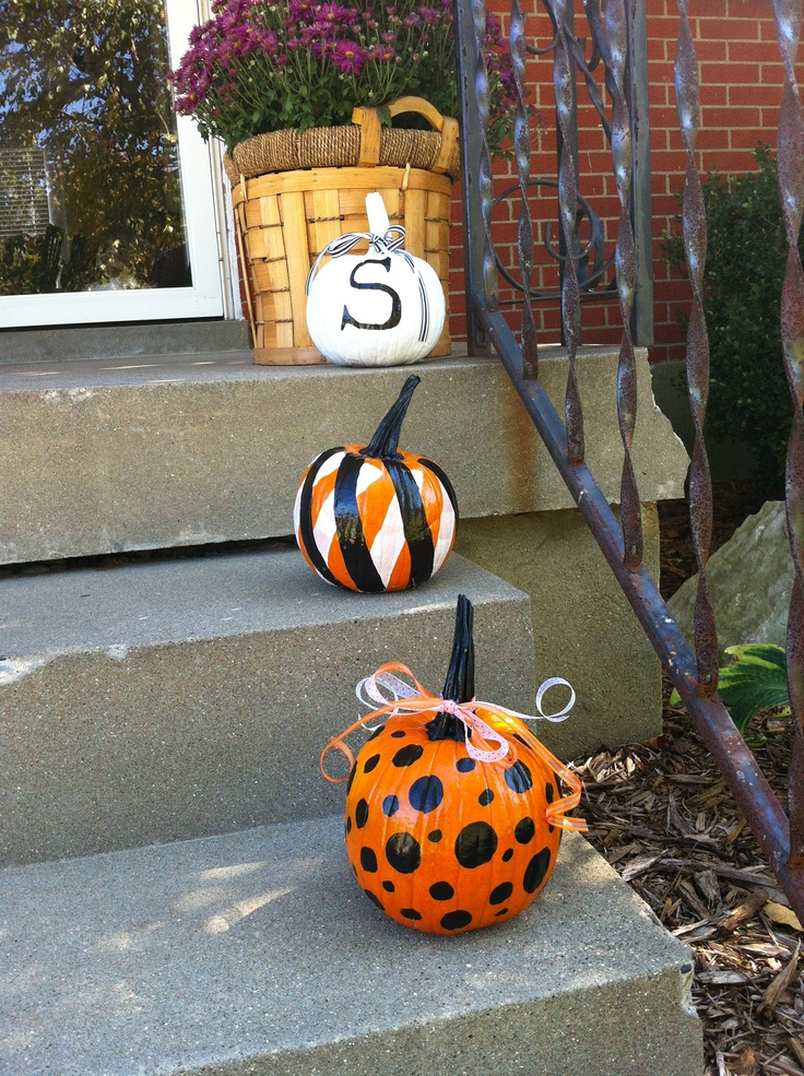 98 Best Pumpkin Painting Ideas Images On Pinterest
