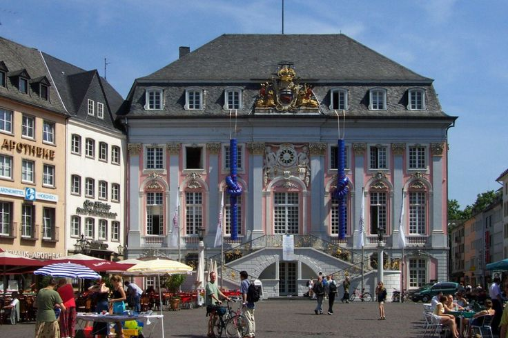 Bonn Germany Attractions | bonn old town hall tourismus congress gmbh region bonn rhein sieg ...