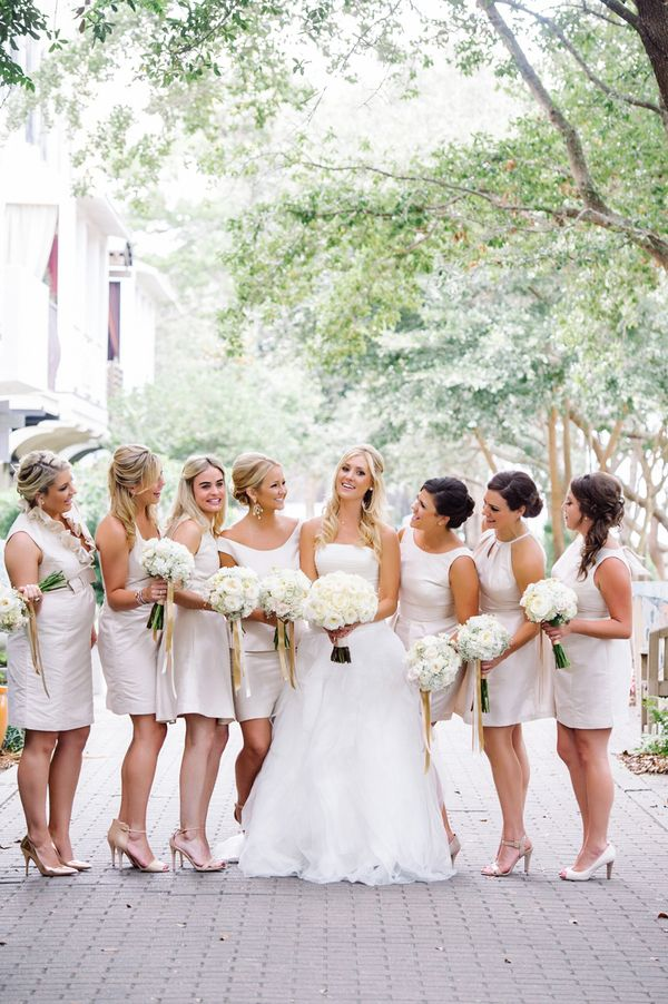 A Bohemian Wedding in Seaside Beach, Florida | Dear Wesleyann Photography on @perfectpalette via @aislesociety