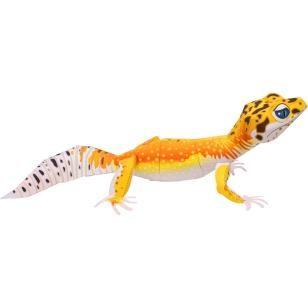 Leopard Gecko,Animais,Artesanato em papel,Animais,Papel craft,Série de animal de estimação,Répteis,belo