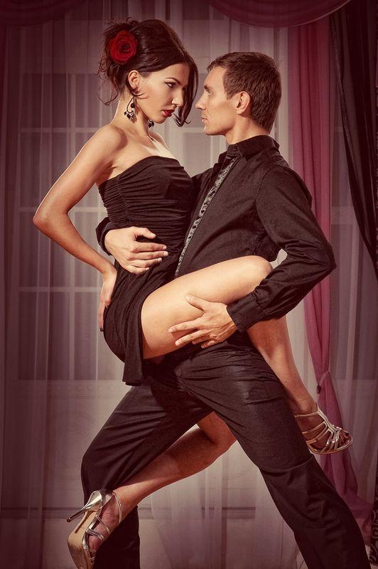 Онлайн секс танго, фаллос в сперме
