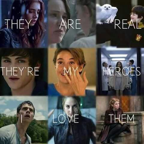 They are real to me