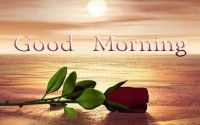 Romantic good morning sms for wife