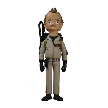Vinyl Idolz Ghostbusters : Peter Venkman The twisted minds from Evil Corp have done it again! This time they've molded the infamous Ghostbusters into Vinyl Idolz!