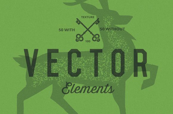 Logo Elements pack 0.2 by Mcraft on Creative Market