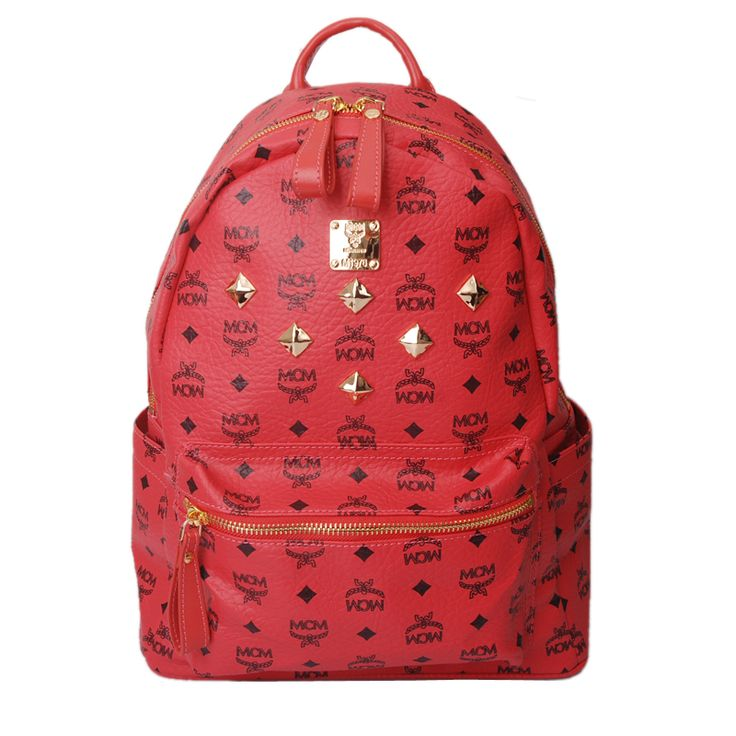 1000 images about mcm studded backpack on pinterest ux for What does mcm the designer stand for