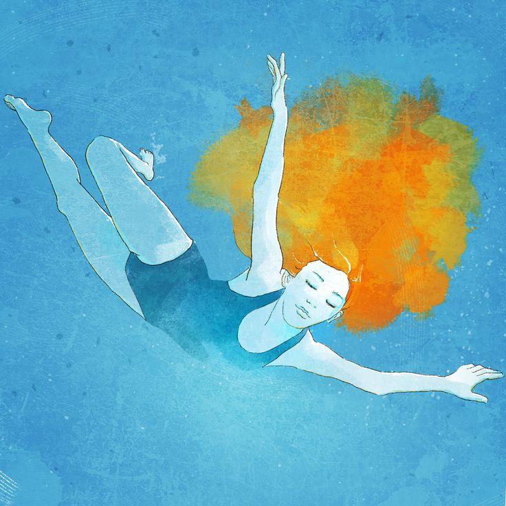 Про глубину жизни и разъедающую сознание ленту новостей -- Avita Flit for Re.Self