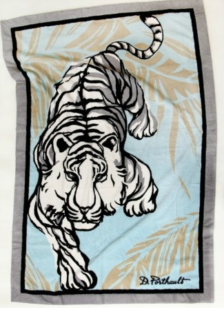 Porthault Beach Towel