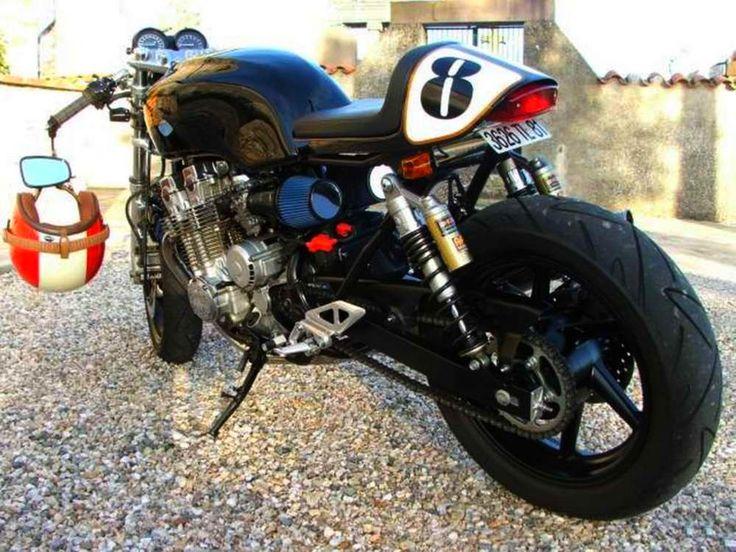 Cafe Racer Special: Honda CB750 Cafe Racer # 8