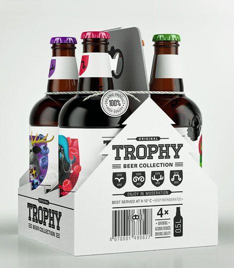 Trophy Beer Carrier
