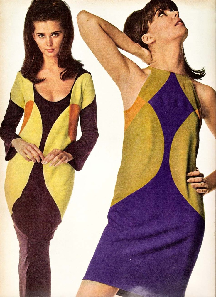 60s Fashion Sixties Pinterest