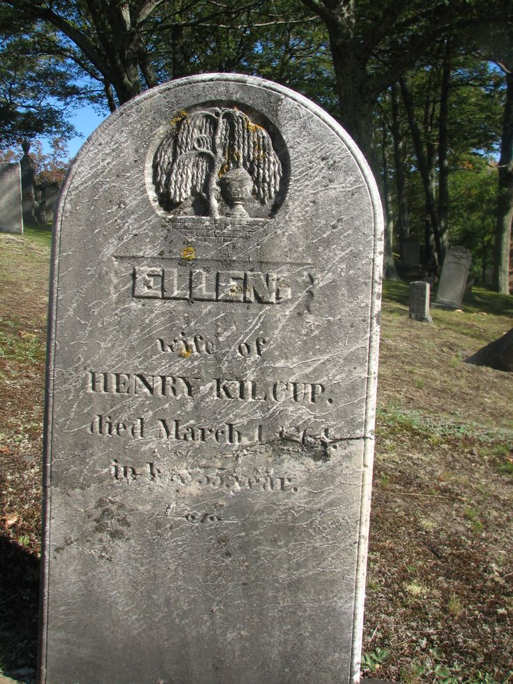 ELLEN. wife of HENRY KILCUP. died MARCH 1864 in her 55