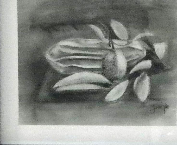 Life drawing, Joanie