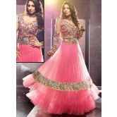 sangeeta-ghosh-pink-net-floor-length-anarkali-suit