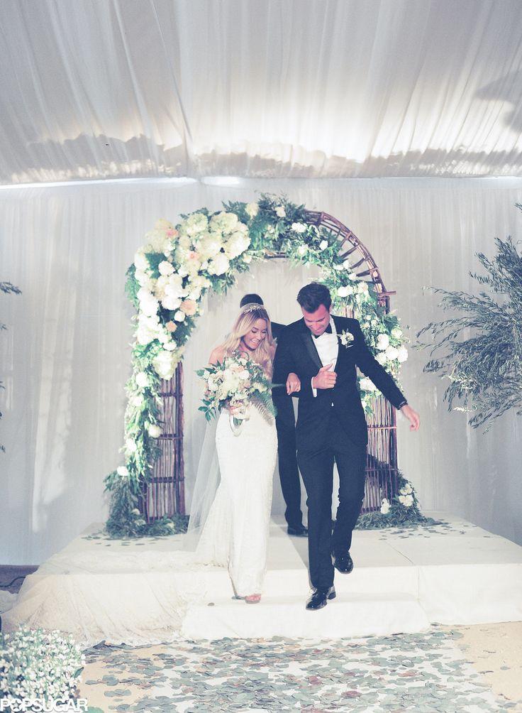 The Lauren Conrad Wedding Photos You Haven't Seen