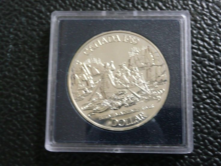 "Item specifics   Seller Notes: ""Uncirculated coin, scratches on plastic holder.""      									 			Circulated/Uncirculated:   												Uncirculated  									 			Country/Region of Manufacture:   												Canada   							 							  1989 Uncirculated Silver Dollar  Price :..."