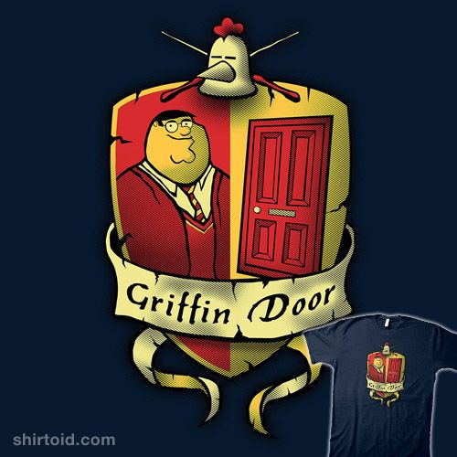 Griffin Door #book #crest #familyguy #film #gryffindor #harrypotter #movie  sc 1 st  Pinterest & 22 best Family Guy images on Pinterest | American dad Family guy ... pezcame.com