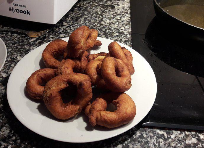 Roscos de la iaia Ana para #Mycook http://www.mycook.es/cocina/receta/roscos-de-la-iaia-ana
