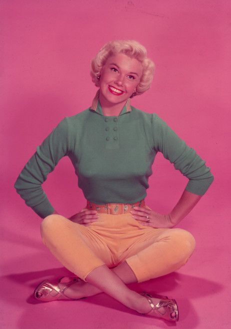 Birthday surprise for ageless Doris Day: She's actually 95   Page Six (2017)    A copy of Day's birth certificate from Ohio's Office of Vital Statistics settles the issue.