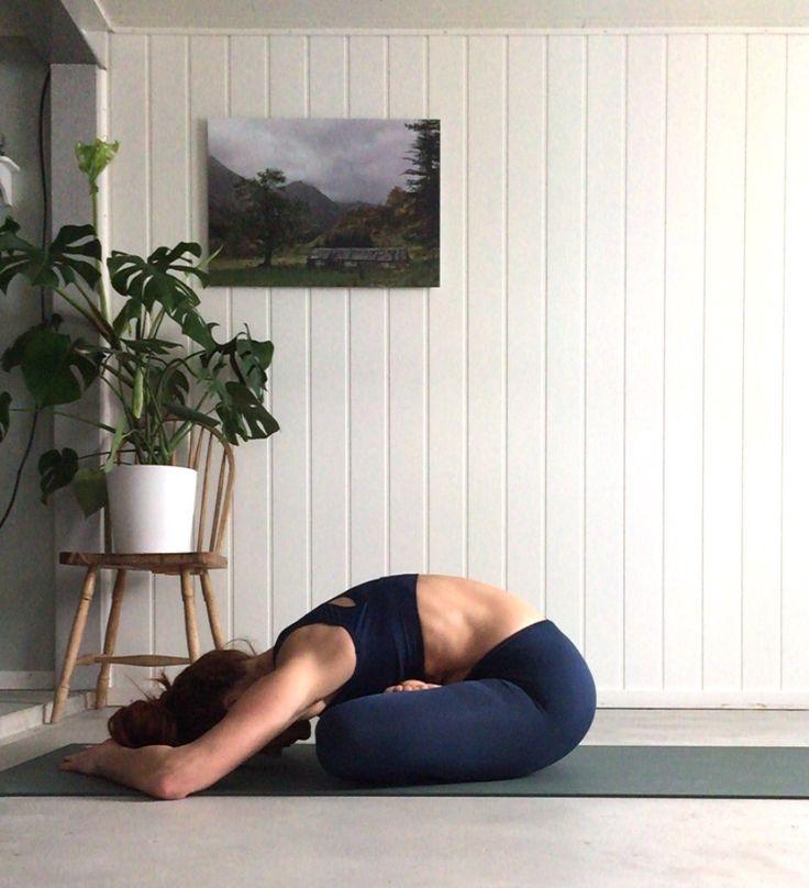 Baddha Konasana, Bound Angle Pose