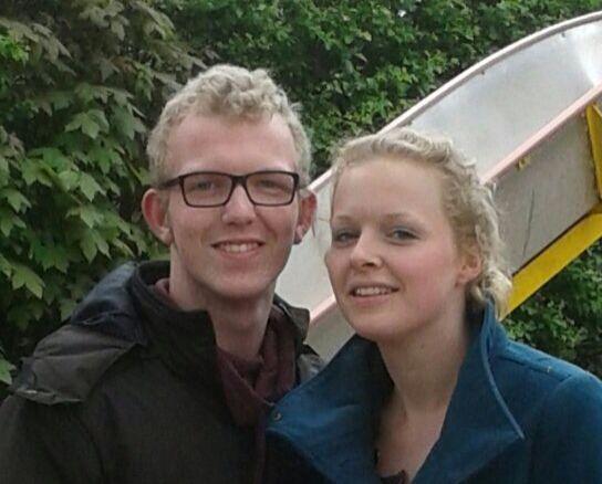 Matthijs en Yvonne