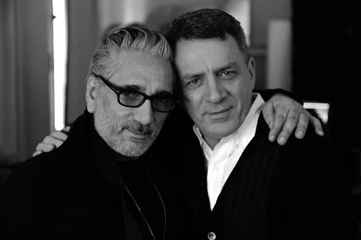 Saverio & me                                         @Lamberto Losani photo-shoot