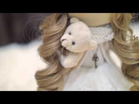 """Мастер класс """"Интерьерная кукла"""" - YouTube"""