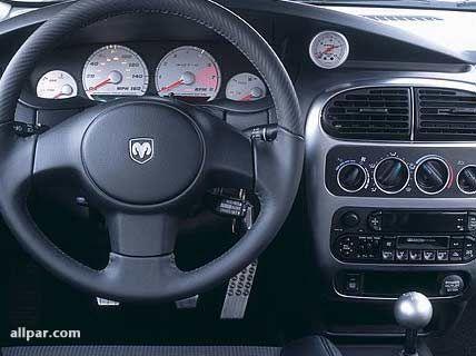The Dodge SRT-4 - the turbocharged Dodge Neon