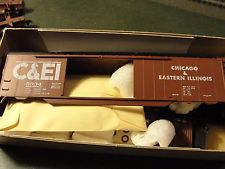 Athearn 1306 HO Chicago & Eastern Illinois  C&EI #5334 New Complete kit