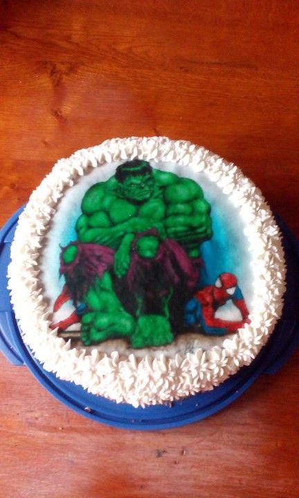 Hulk es Pokember (Hulk and Spiderman)