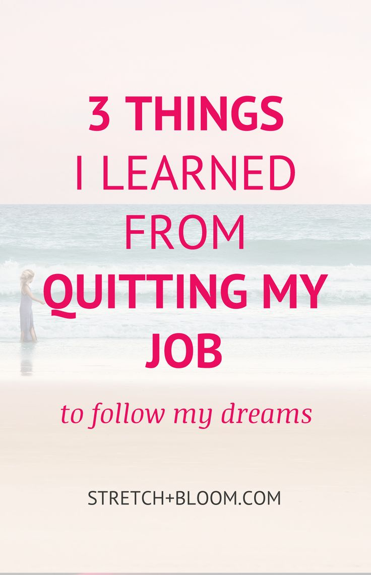 the importance of not quitting on your dreams Quitting on your dreams, on your way of life, on yourself and then living with the   if we could only learn the important lesson of not giving up.