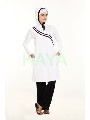 Latest, trendy and comfortable sports and beach wear for Muslim women.