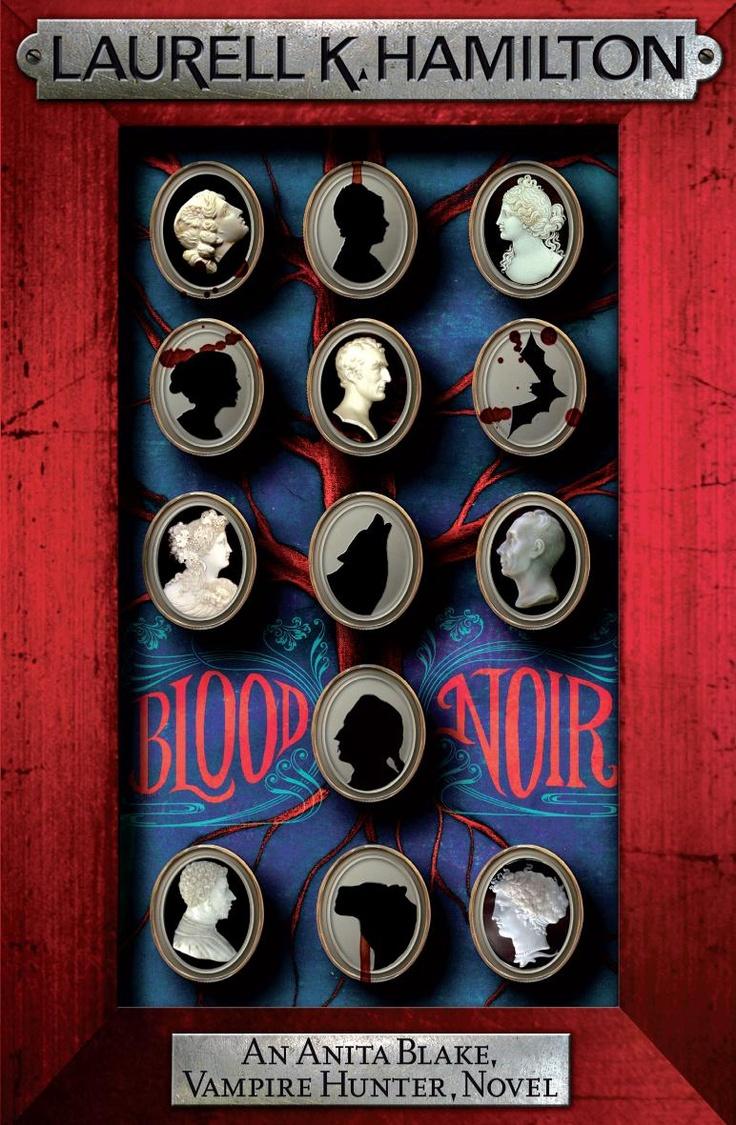 Find This Pin And More On Anita Blake Vampire Hunter Blood Noir