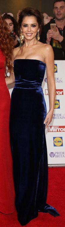 Cheryl Cole in Victoria Beckham Collection