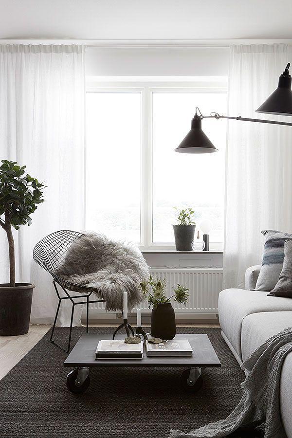 Home Decor – Living Room :     DIY: Soffbord på hjul    -Read More –   - #LivingRoom https://decorobject.com/furniture/living-room/furniture-living-room-diy-soffbord-pa-hjul/
