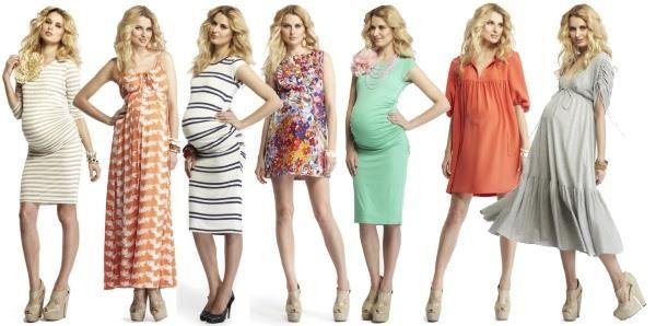 Одежда и обувь во время беременности