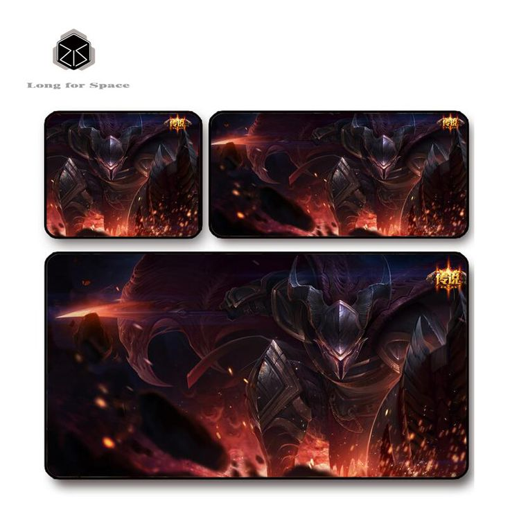 SJLUHS LOL Pantheon large Gaming Mouse Pad High Quality Expansion Mousepad Profession For LOL Free Shipping #Affiliate