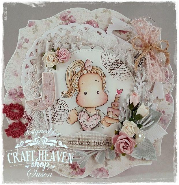 Craft Heaven Shop Inspirational Blog: Make a Wish..