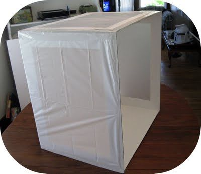 ...Make It With Me: Light-box Build For $13.00