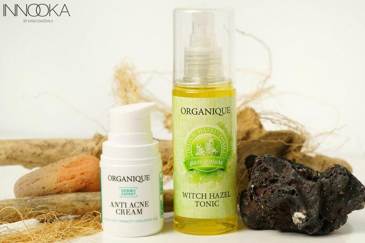Organique krem i tonik