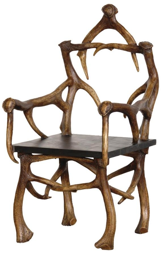 Stunning Antler Effect Chair probably the most fortable u ergonomically designed chair on the market