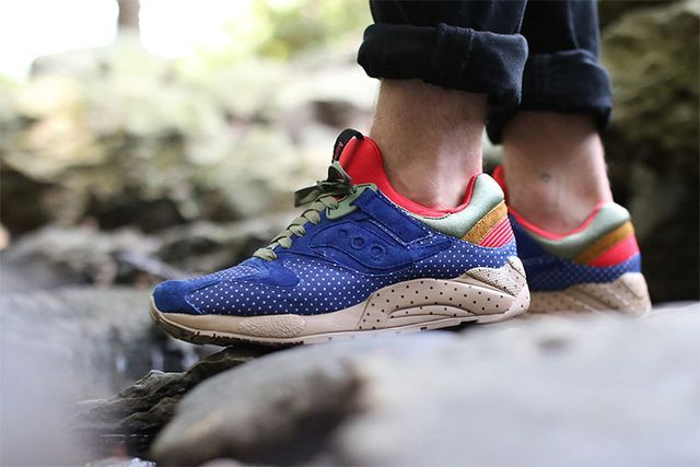 Saucony x Bodega Elite 'Polka Dot' Pack (via Bloglovin.com )
