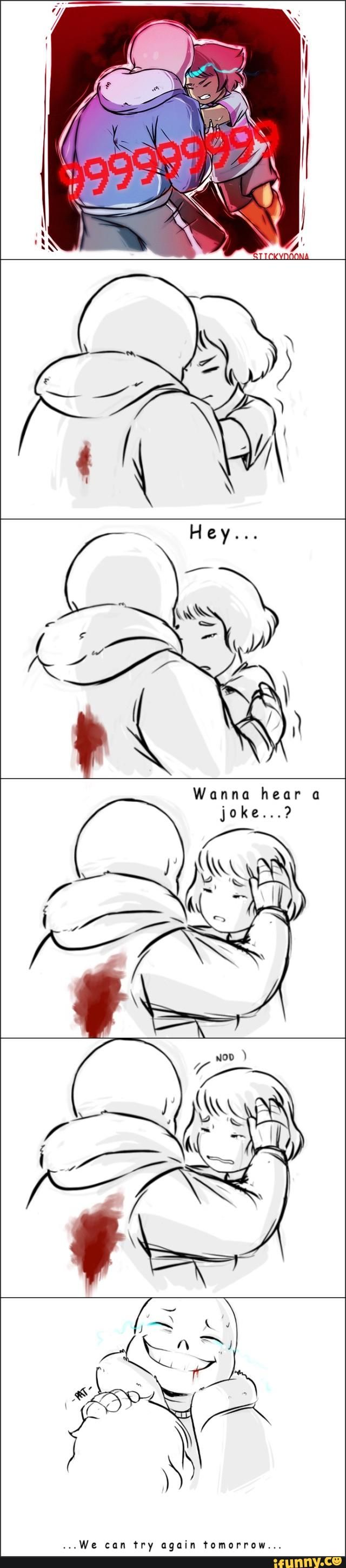 #Undertale#Sans#Frisk EDIT-I am sorry for the pain I've caused you all XD