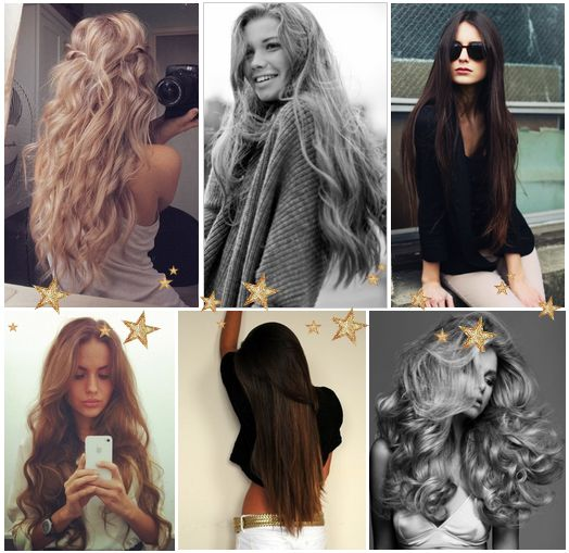 10 tips to make your hair grow faster!