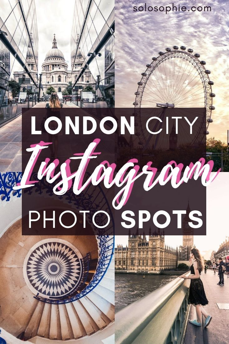 London Instagram Guide: 20 Must-See Instagrammable…