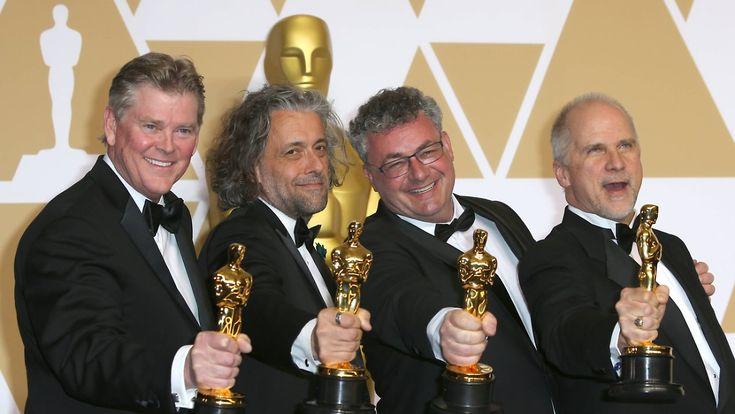 """""""Shape of Water"""" bester Film: Oscar für visuelle Effekte geht nach Deutschland"""