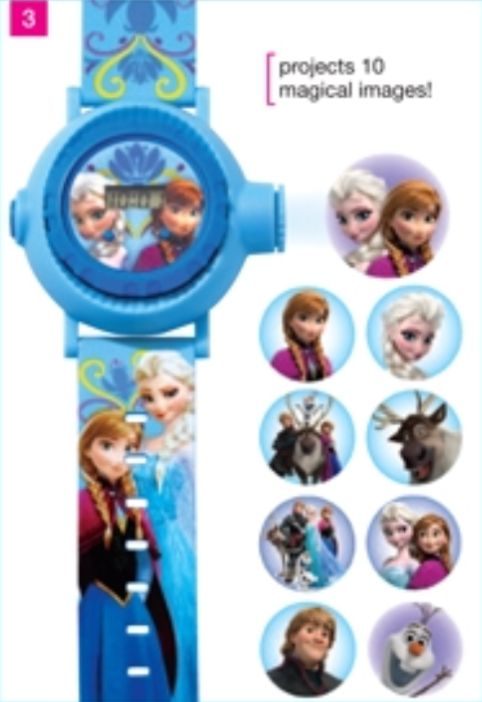 🌟SOLD OUT🌟 Follow us to get Shop updates - The last one has just been sold after 24 hrs of displaying it. We have removed it from the shop. #frozen #elsa #watch #limitededition #discontinued #Avon #projection