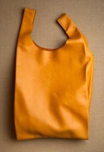 Baggu leather bags